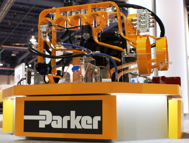 Оборудование Parker Hannifin